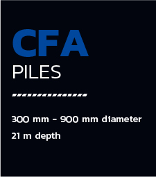 CFA-Piling