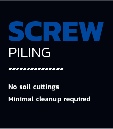 Screw Piling